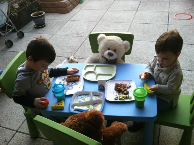 2012-03-14-BearsLunch - 1